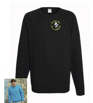 36 Engr Regt Embroidered Sweatshirt